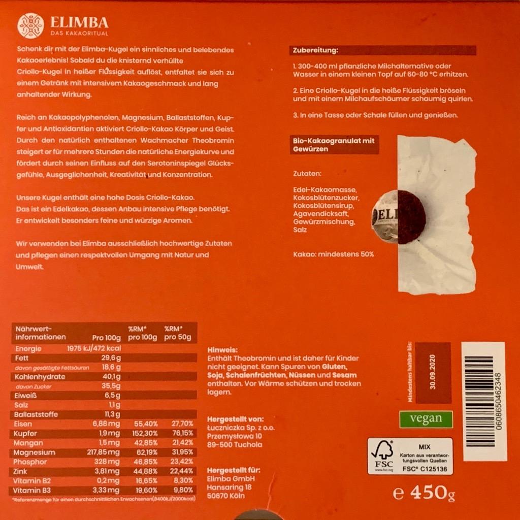 Elimba Kakao