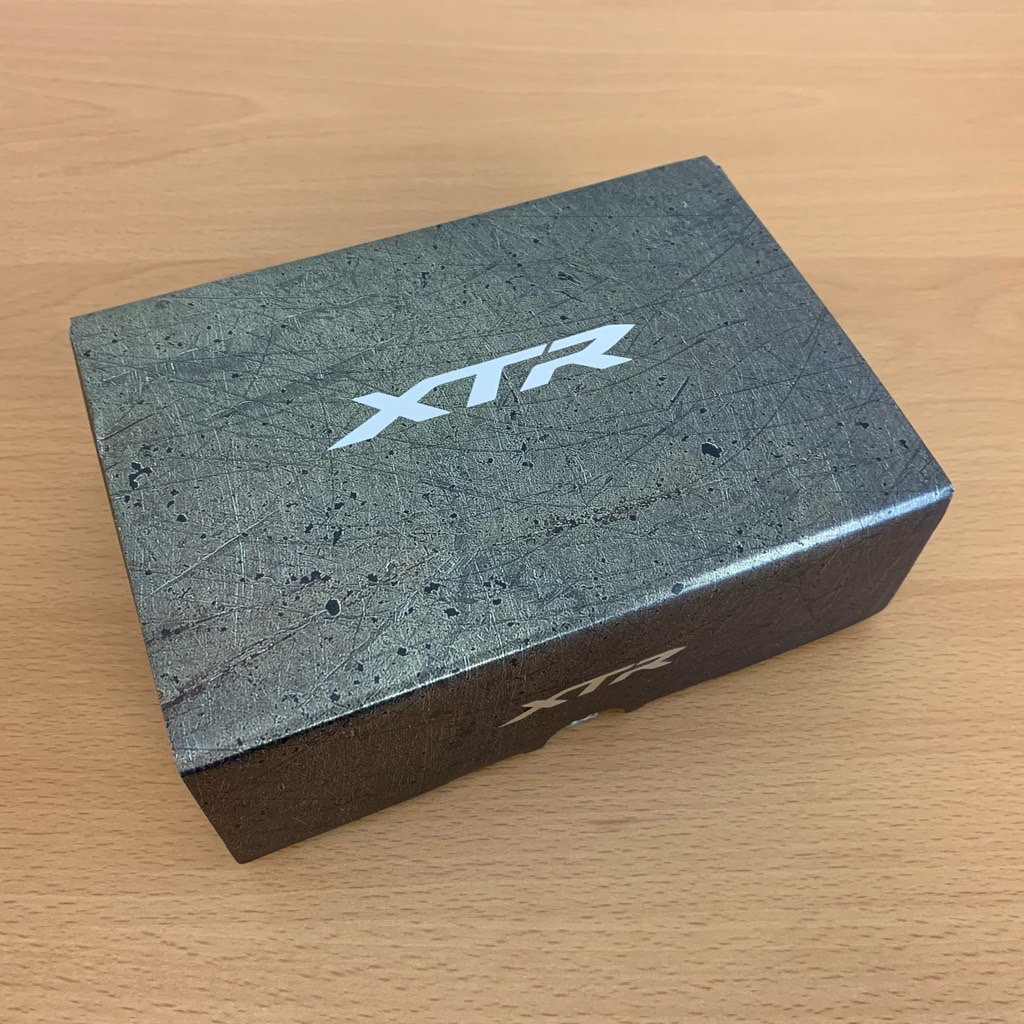 Shimano XTR Pedale 9100