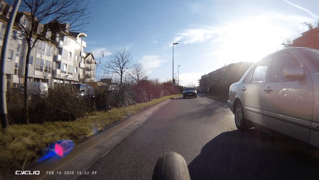 Sicherheit Radverkehr