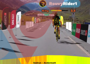 Rouvy zwift alternative