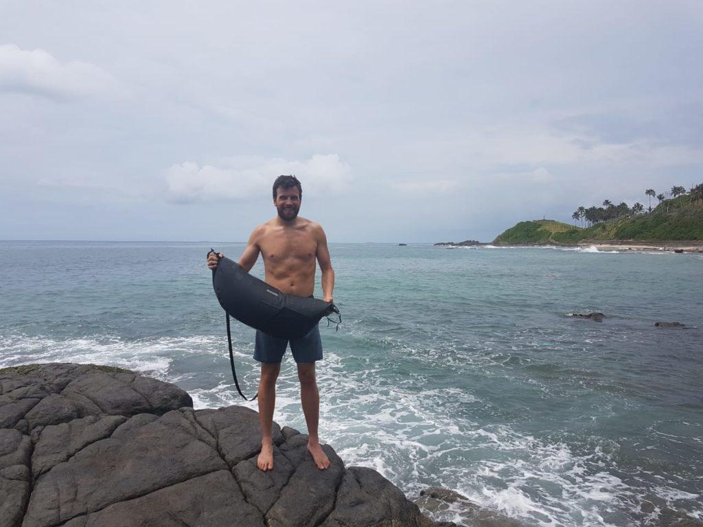 Jonas Deichmann 360 Degree Triathlon um die Welt