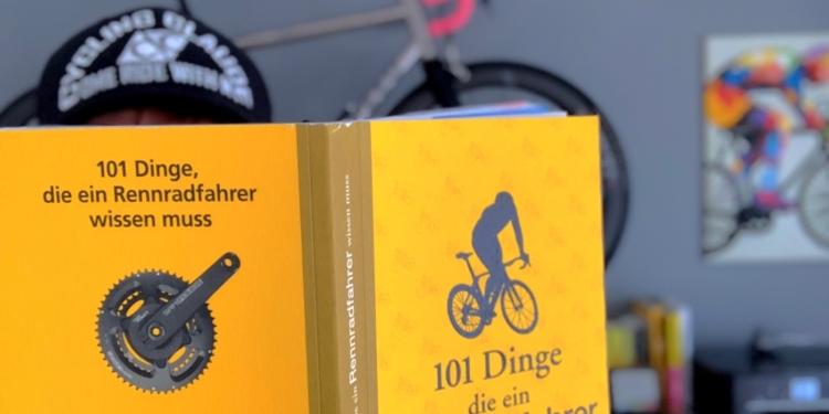 101 Dinge Rennradfahrer Tim Farin