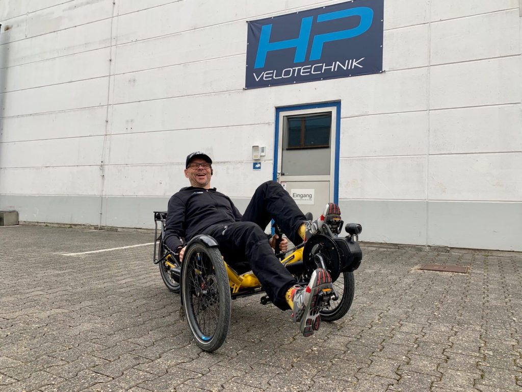 HP-Velotechnik Scorpion