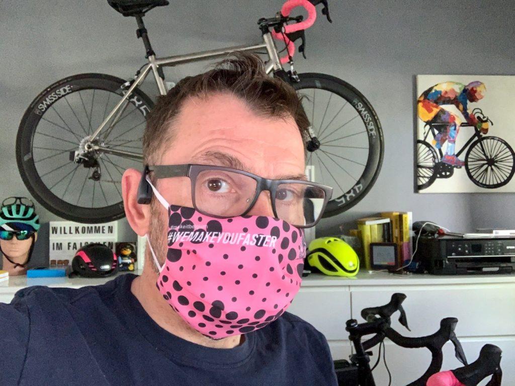 CyclingClaude Maske Bioracer