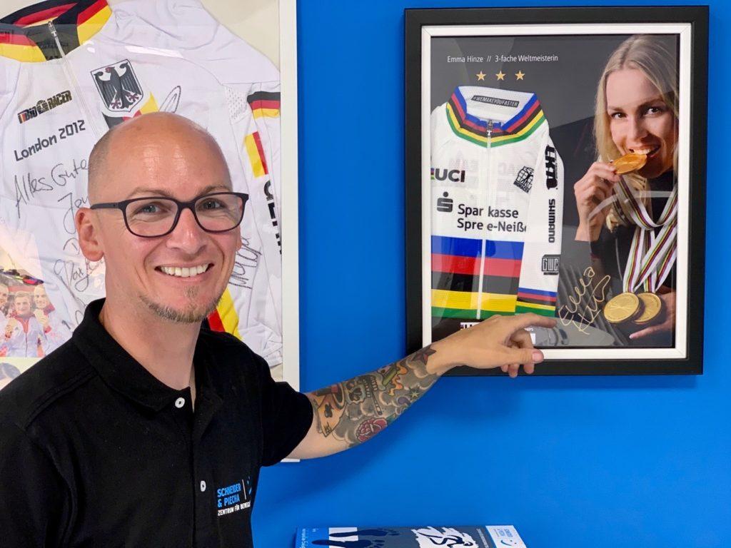 Jens Machacek Bikefitting Fahrradbiometrie