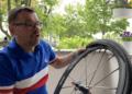 Tubeless-Montage Reifen auf Felge CyclingClaude
