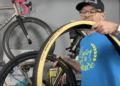 Tubeless-Montage