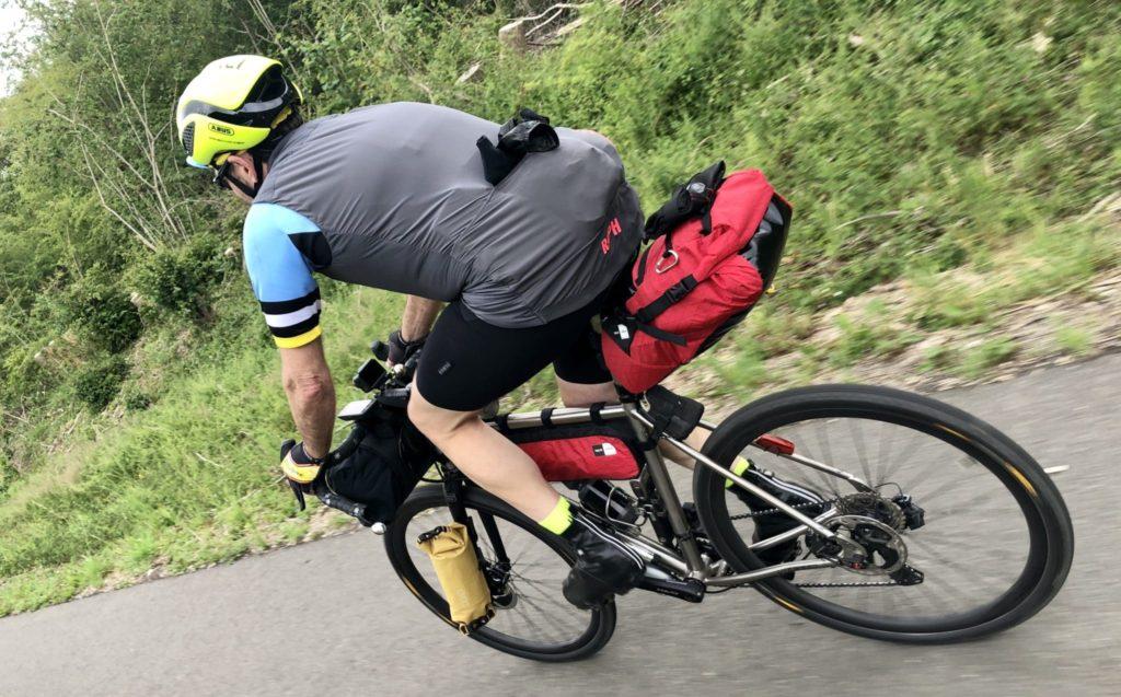 Gravel Bikepacking Glan- Blies