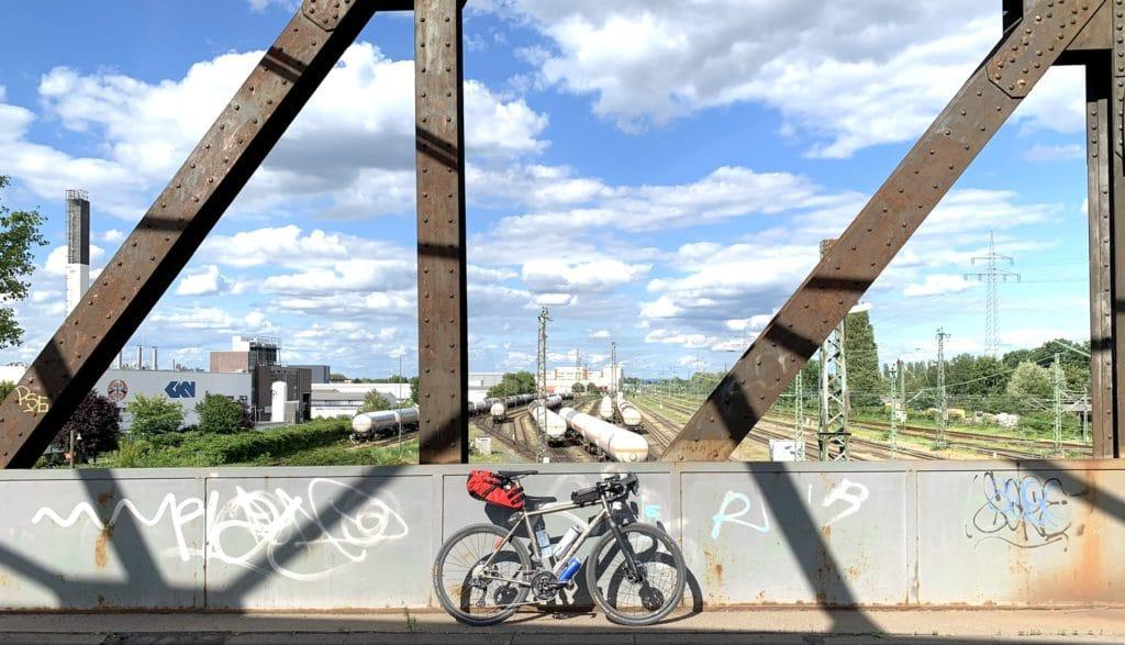 Brücke Offenbach