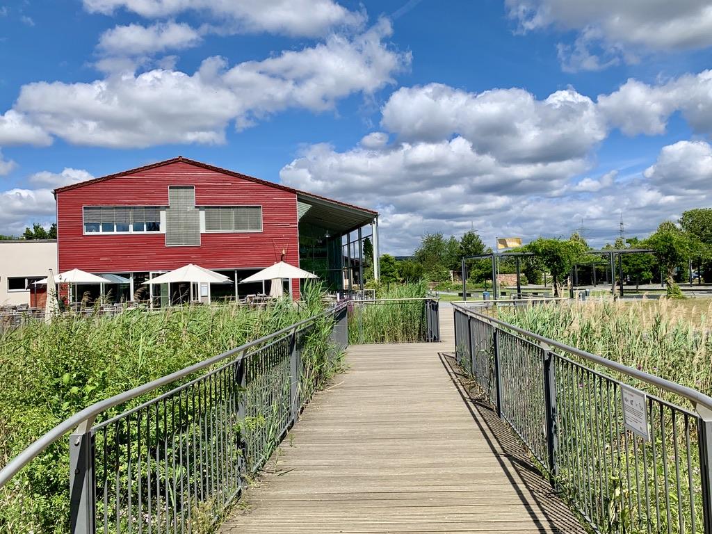 Besucherzentrum RheinMain Regionalpark