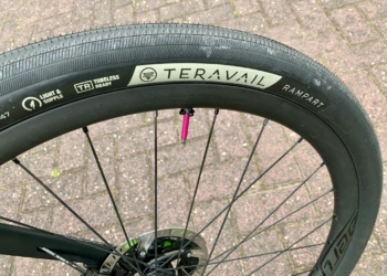 Aerycs gravel teravail rampart 650b test