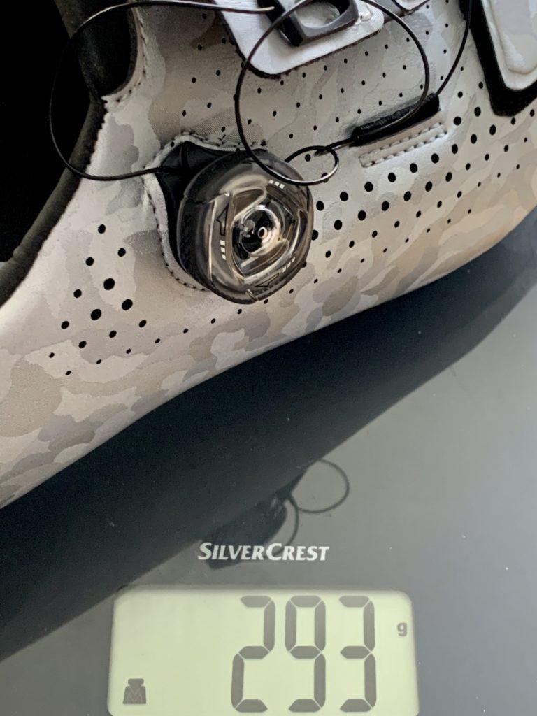 Gewicht Shimano RX8