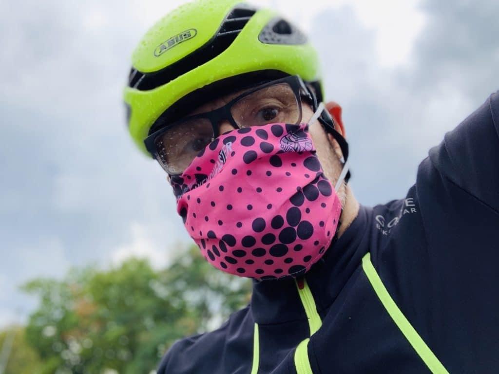 Alltagsmaske CyclingClaude