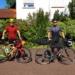 Florian und André Bikepacking Burgund