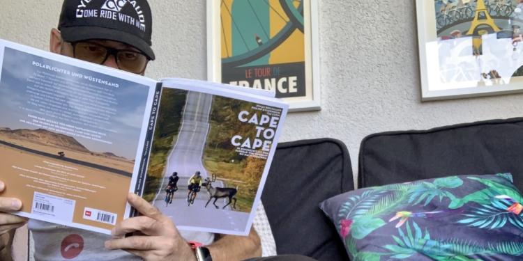 Buch CyclingClaude