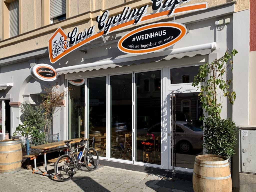 Casa Cycling Café Neu-Isenburg