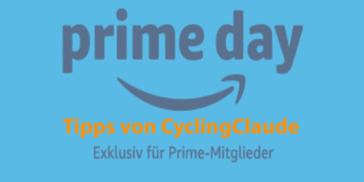 Amazon Prime Day Angebote für Radsportler CyclingClaude