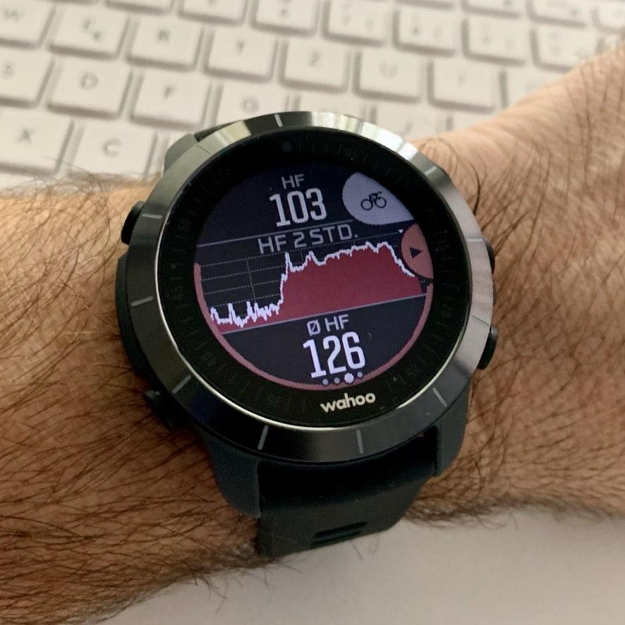 Wahoo ELEMNT Rival Watch GPS UHR Test