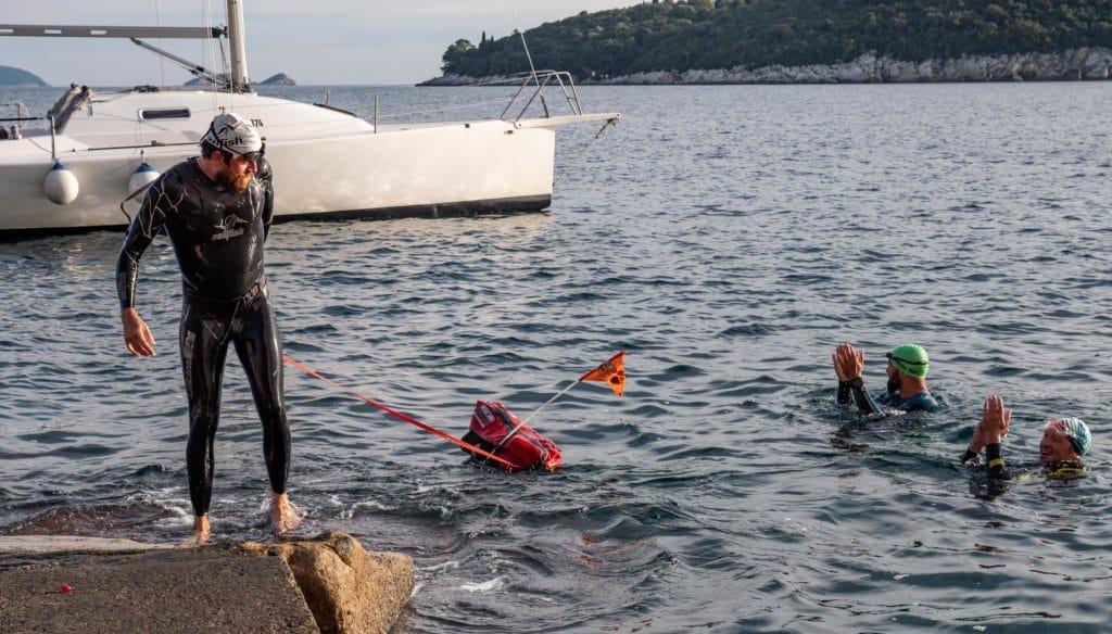 Jonas Deichmann Weltrekord Schwimmen