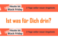 Amazon Black Friday Angebote