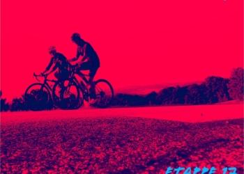 Rennrad-WG Etappe 17 Everesting Sarah