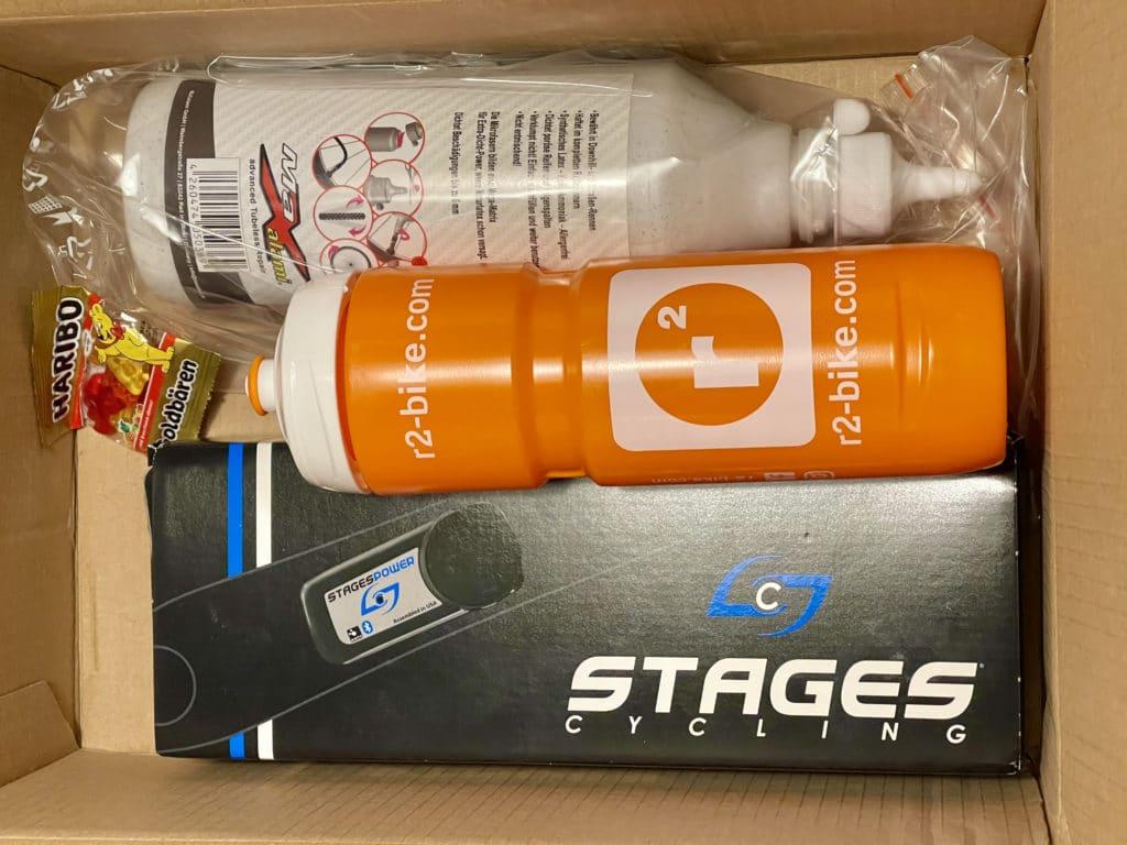 Stages GRX Powermeter