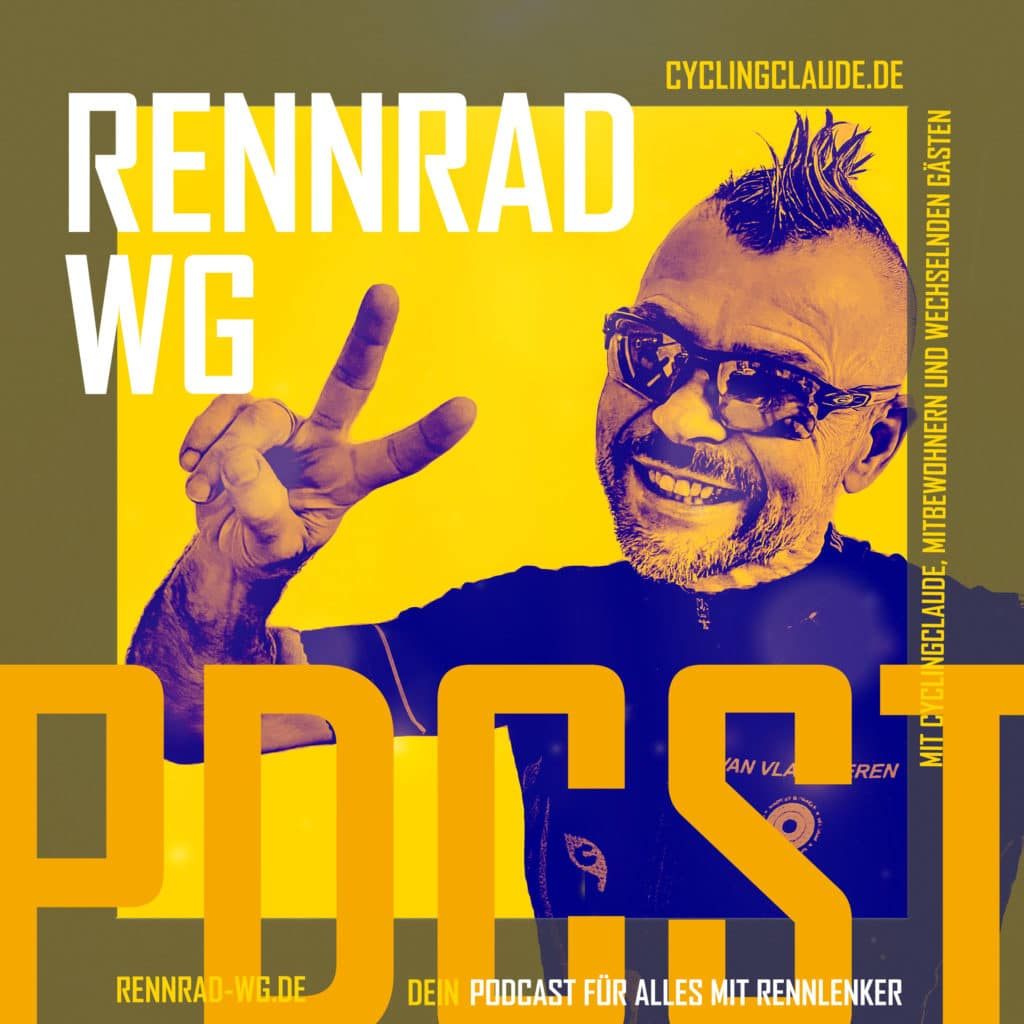 Rennrad-WG Podcast CyclingClaude