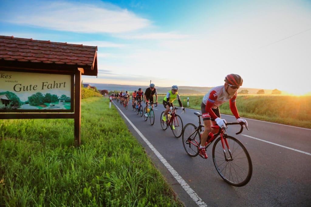 Rhön Radmarathon Anmeldung 2021 Bimbach