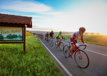 Rhön Radmarathon Gewinner Bimbach