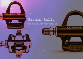 Garmin Rally Powermeter Pedale