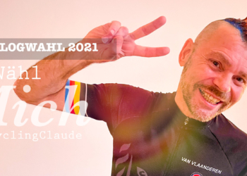 Header Blog im Blog Blogwahl 2021 CyclingClaude