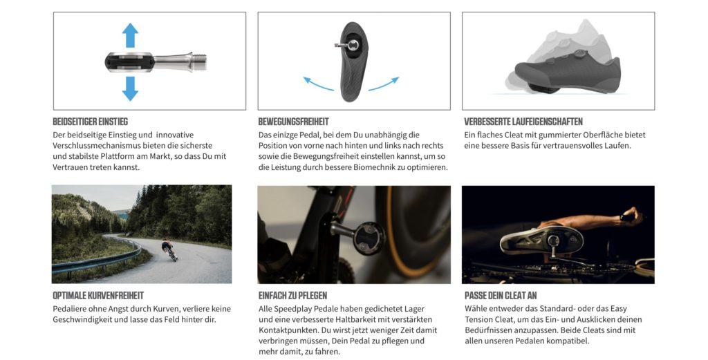 Wahoo neues Pedalsystem Rennrad