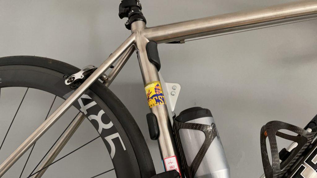 Rennrad-WG aufkleber