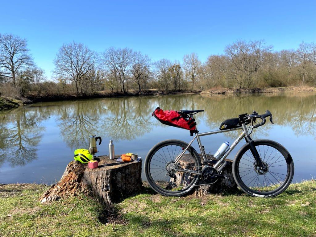 Made of Steel Flipper Bikepacking Fahrrad