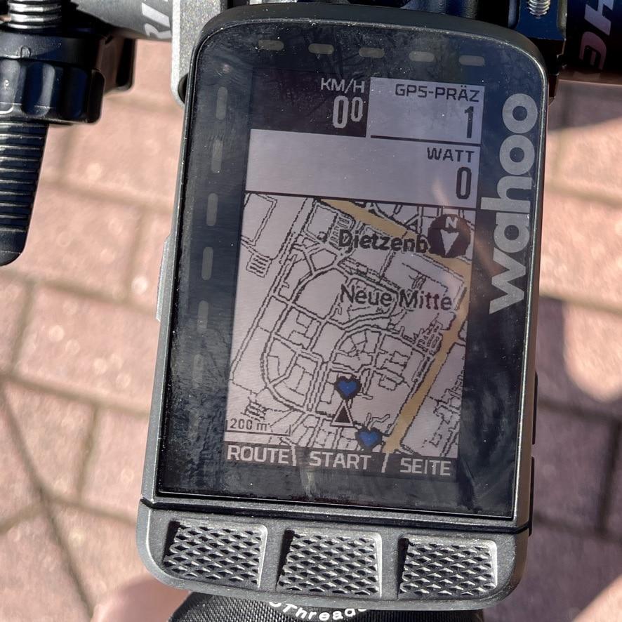Karte ROAM