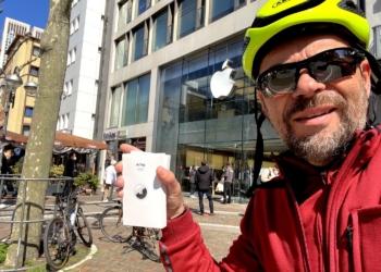 Apple AirTag Fahrrad