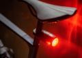 Vodafone Curve Bike GPS Tracker Rücklicht Bremslicht