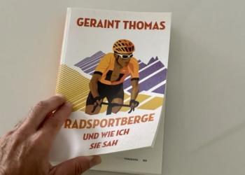 Geraint Thomas Covadonga Radsportberge und wie ich sie sah