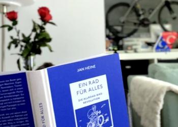 Jan Heine Buch Ein Rad für alles Allroad Revolution