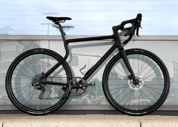Urwahn Waldwiesel 3D-Druck Gravel-Bike