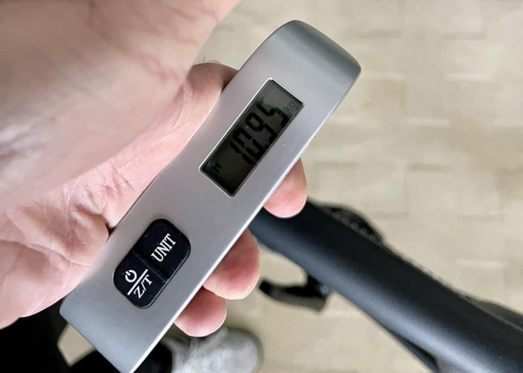 Gewicht Waldwiesel