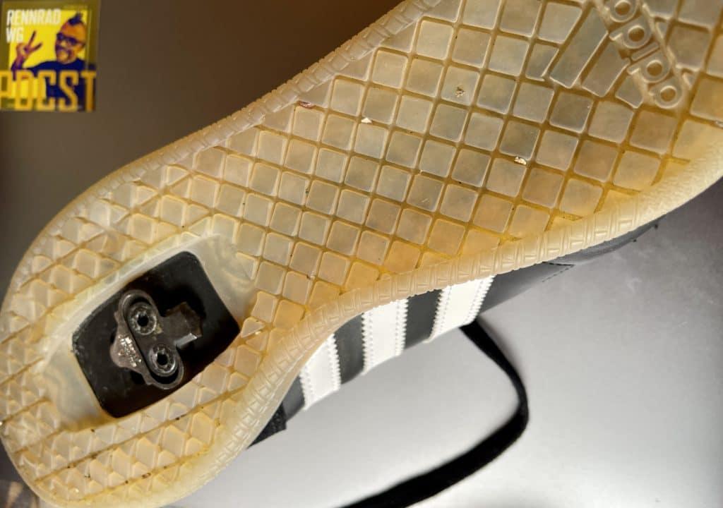 Sohle Adidas Velosamba
