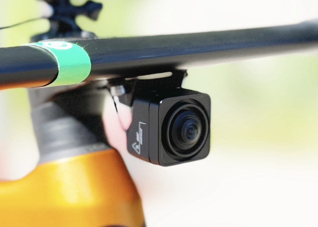E-Gravel Kamera nach vorne
