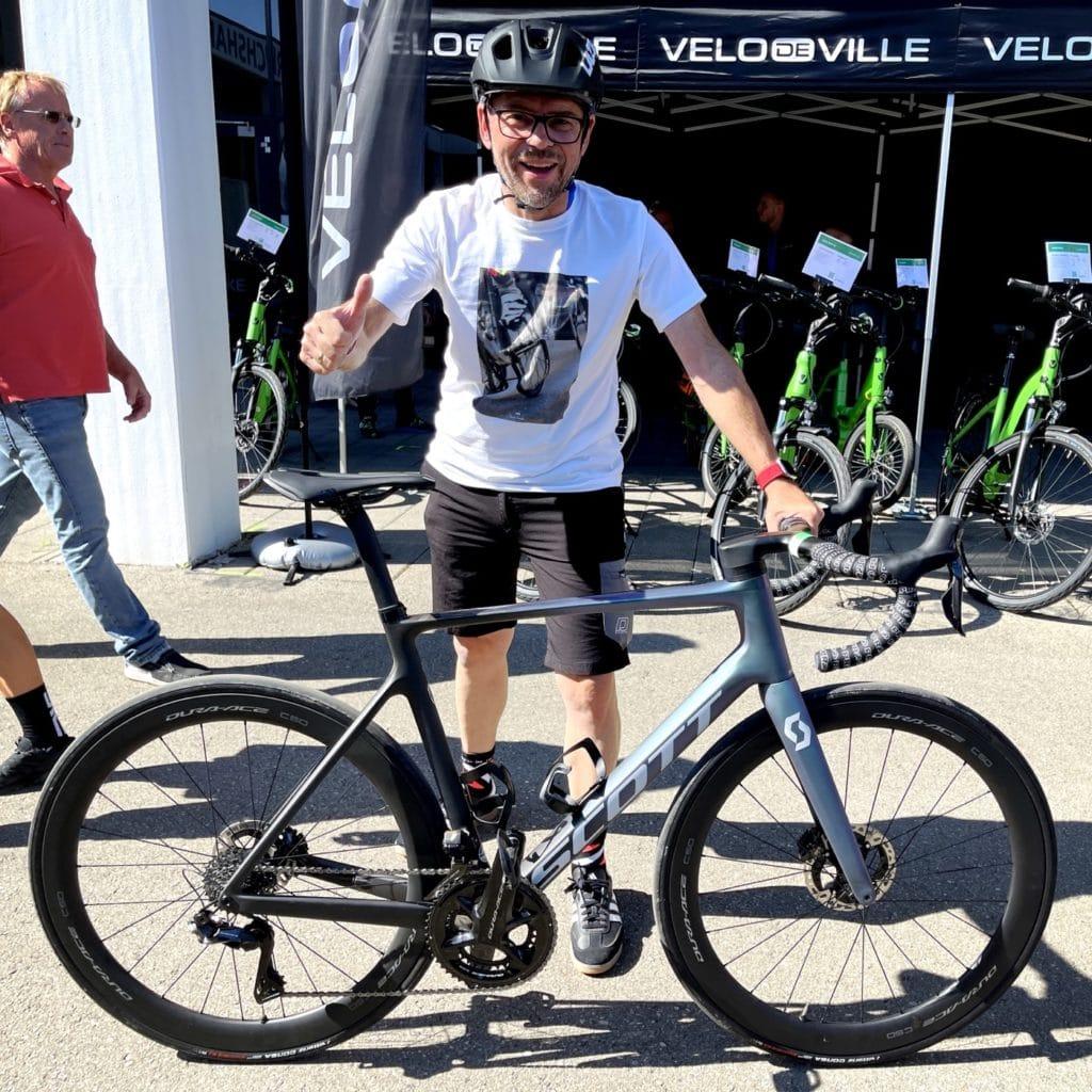 Shimano Dura Ace 12-fach Testfahrt CyclingClaude